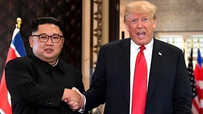 特朗普刚说收到金正恩来信就被朝鲜打脸