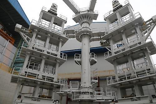 S. Korea completes key sector for ITER vacuum container for fusion reactions