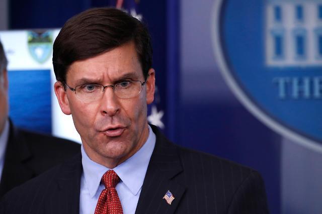 美国防部宣布禁止兵力移动时间延长至6月末