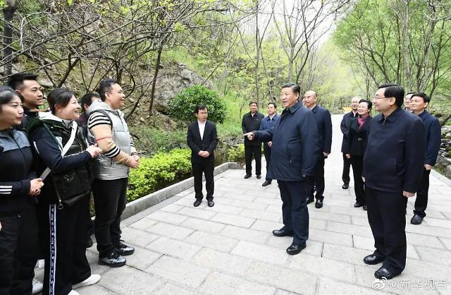 시진핑, 부패스캔들 현장 시찰…최악 위기 속 기강 다잡기