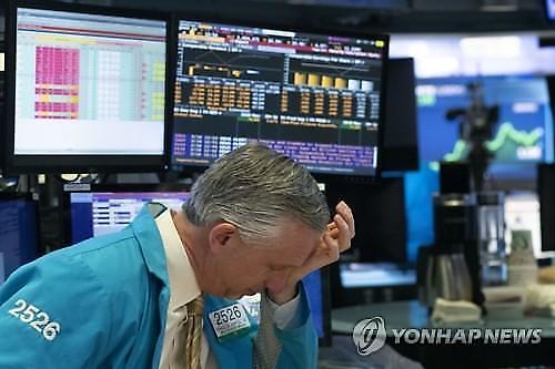 [纽约股市]国际油价连续两天暴跌 道琼斯2.67%↓