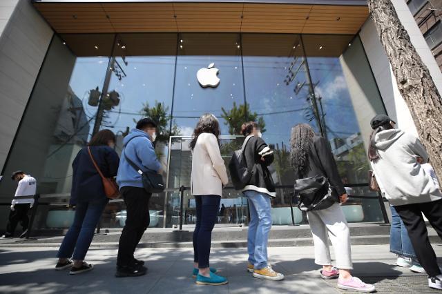韩国三大运营商29日起开启新款iPhone SE预售