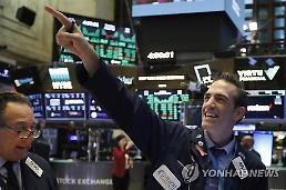 .【纽约股市收盘】特朗普开火发言带动油价暴涨 道琼斯164.3 2%.