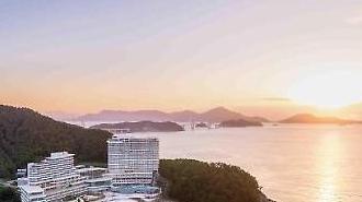 Hàn Quốc, Resort·Khách sạn cháy phòng trong dịp nghỉ lễ vàng đầu tháng 5