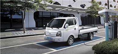 현대차·기아차, 환경부-물류업체와  전기화물차 보급 확대 MOU 체결
