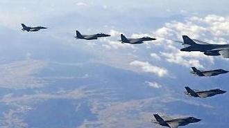 Giữa những đồn đoán về tình hình sức khỏe của Kim Jong Un…Tập trận không quân Hàn-Mỹ đã được nối lại