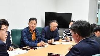 김성원 국회의원, 아프리카돼지열병(ASF) 피해보상 현실화를 위한 긴급 간담회