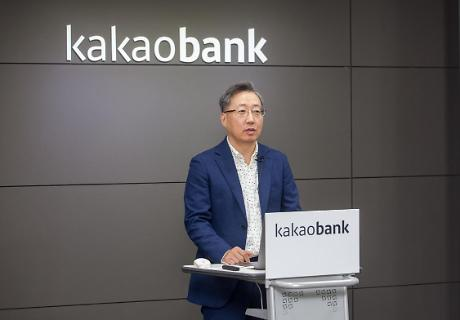 """이번엔 신용카드 발급 혁신...윤호영 """"카뱅 퍼스트 위한 IPO 추진"""""""