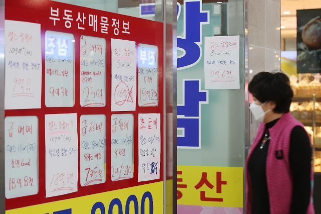 엇갈리는 아파트값...강남은 다운, 인천·경기도는 업