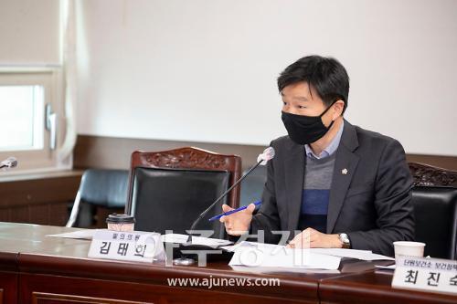 안산시의회 의원 6명 대표발의안 상임위 통과