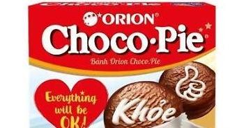Orion tặng bánh Chocopice khỏe ủng hộ đội ngũ tuyến đầu chống dịch của Việt Nam