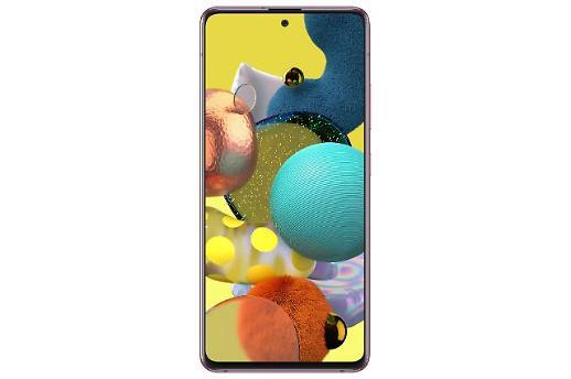 三星Galaxy A51 5G下月7日在韩上市