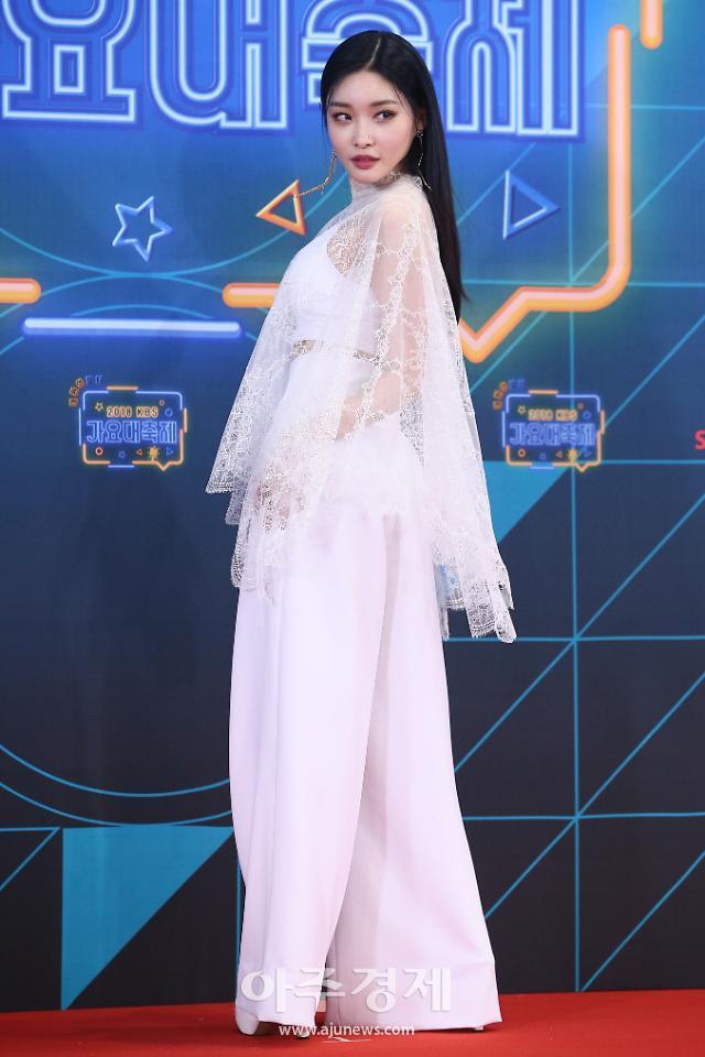 춤선이 아름다운 여자 아이돌은?···댄스퀸 청하 1위