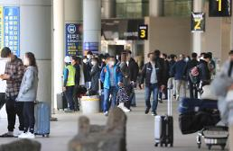 .近四成韩国人五一长假计划出行.