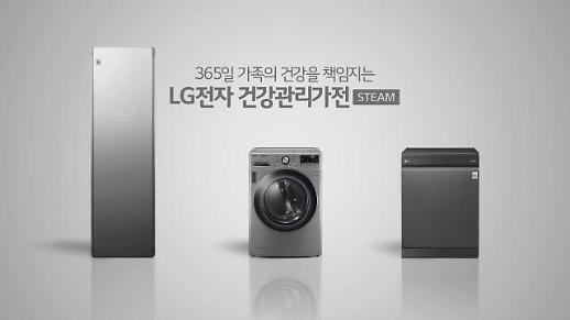 LG生活家电一季度营业利润连续两年赶超美家电巨头惠而浦