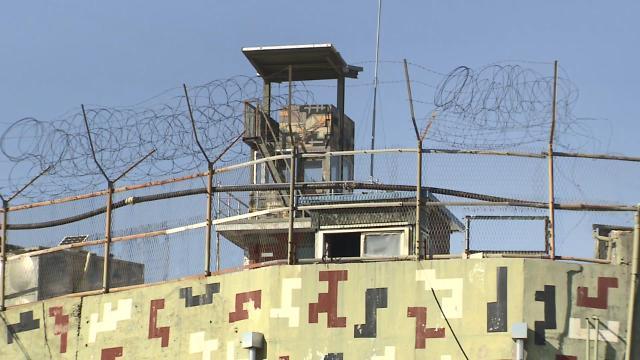 韩朝边境近两年来首次擦枪走火 无人员伤亡或财产损失