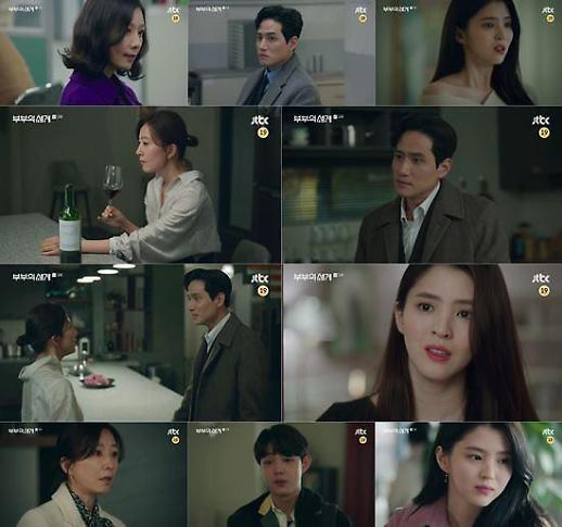 《夫妻的世界》刷新JTBC电视剧收视纪录