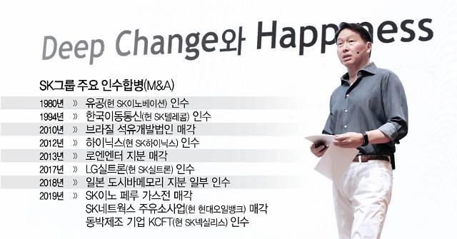 [위기가 기회다-③SK그룹] 코로나19 백신개발 선제대응...최태원, 또 한번 '딥 체인지'