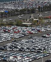 4月の自動車輸出額36%減少・・・「5月がもっと厳しい」