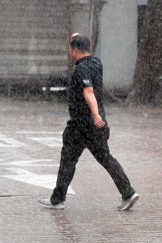 [오늘의 날씨 예보] 입하 어린이날, 전국 곳곳 오후 한때 비