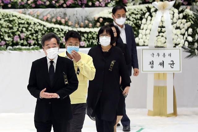 """장제원 """"이천 화재 유족 만난 이낙연…틀린 말 없지만 등골 오싹"""""""