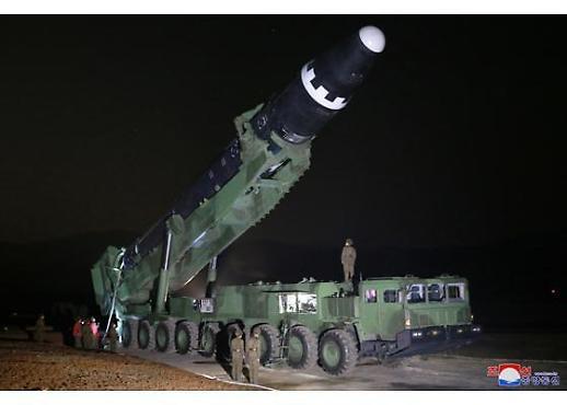 消息:朝鲜平壤附近导弹后勤基地即将建成