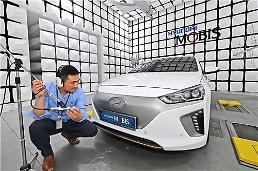 .Hyundai Mobis develops new sound warning system for electric vehicles.