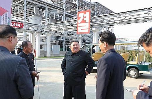 韩国情院:金正恩今年公开活动仅17次
