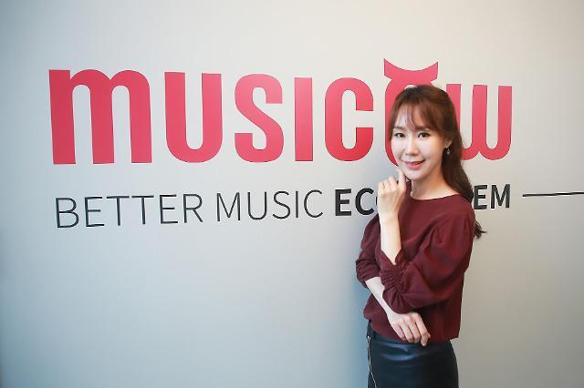 """[인터뷰] 정현경 뮤직카우 대표 """"K팝 창작 생태계 선순환이 목표"""""""