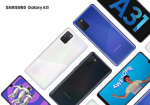 三星Galaxy A31和A51今日在韩上市