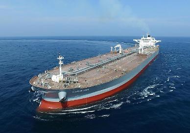 현대重그룹, 대형 원유운반선 2척 1500억원 수주