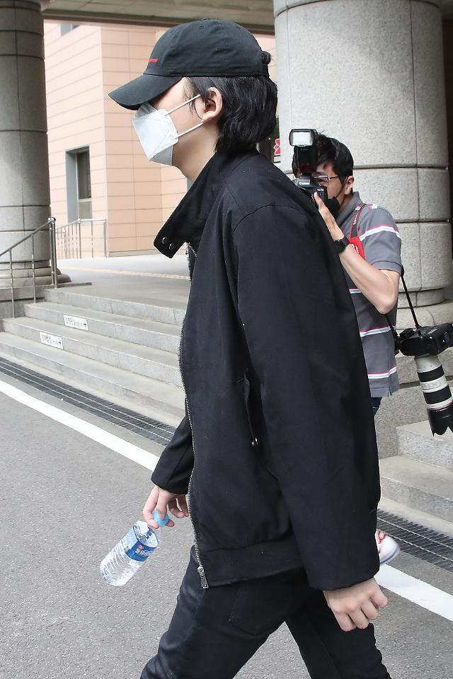 검찰, 래퍼 장용준에 징역 1년6개월 구형… 음주운전·운전자 바꿔치기 혐의