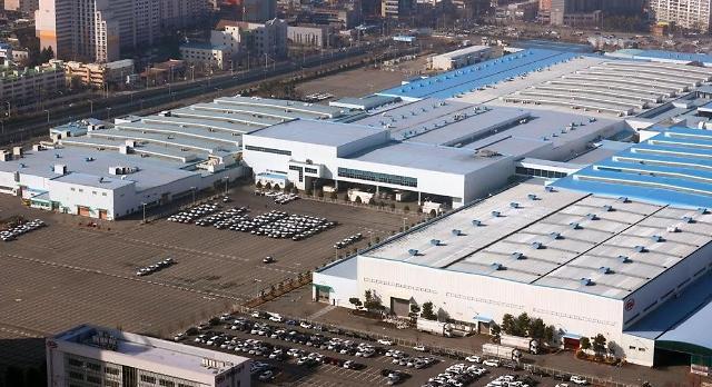 起亚汽车光州第二工厂25至29日停工