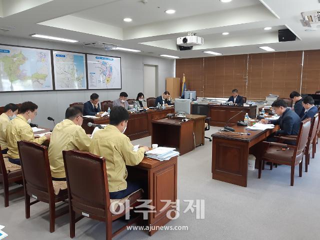 포항시의회 건설도시위원회, 장기미집행 도시계획시설 준비철저 당부