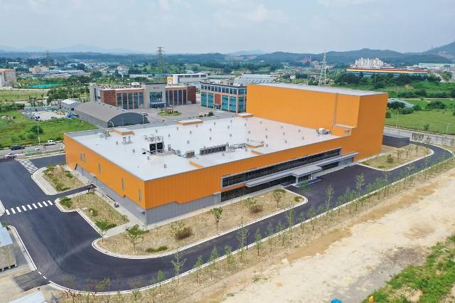 GC녹십자엠에스, 국내 최대 규모 혈액투석액 신공장 가동