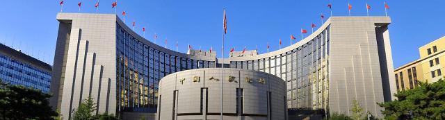 중국 공격적 돈풀기 효과…시중통화량 3년래 최고치