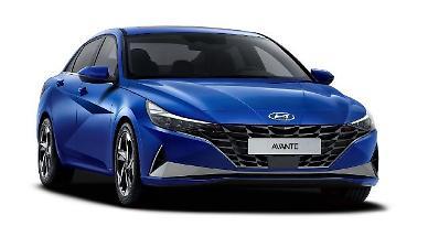 한국자동차기자협회, 5월의 차에 올 뉴 아반떼 선정
