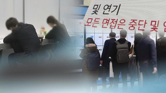 调查:疫情下韩近八成应届生求职者愿意就职中小企业