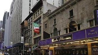 Tiếp tục kéo dài thời gian đóng cửa nhà hát Broadway…Các vở nhạc kịch mùa hè đều bị hủy bỏ