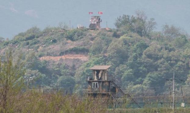 韩联参公开遭朝枪击哨所应对全程