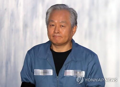 1100억대 옥중 사기 주수도 전 회장...2심서 징역 10년