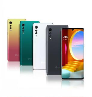 LG Velvet水滴屏智能手机15日在韩国上市