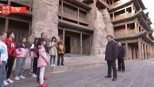 中시진핑 주석이 양회 앞두고 산시성 시찰한 이유