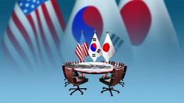 .韩美日举行安保会议 下月将举行三国防长会议.
