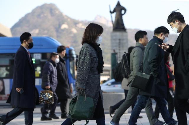 """韩国女性独居比例增加 新冠疫情或催生60万""""穷人"""""""