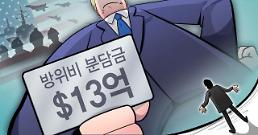.美助理国务卿就防卫费谈判再向韩国施压.
