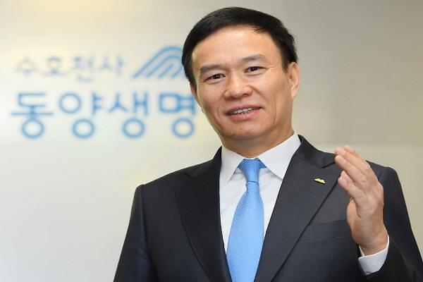 경영능력 입증한 뤄젠룽 동양생명 대표