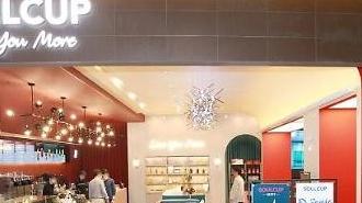 Khai trương quán cafe của JYP Entertainment tại trung tâm thương mại Lotte World