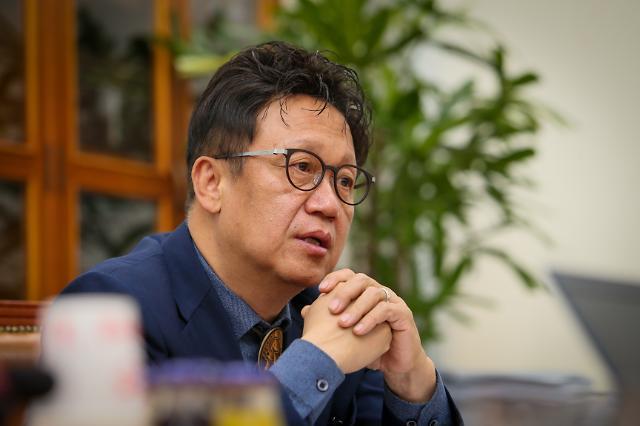 """민병두 """"대면교육시대...원격교육 부분적 전환 준비해야"""""""