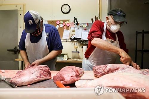 [고기가 없다] ②코로나19發 육류대란이 기회...판 키우는 美 대체육 시장